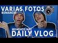 DAILY VLOG - DIA DE FOTOS & VIREI MODELO?  (ft. Varley Gianini)