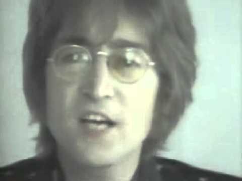Imagine - John Lennon (with lyrics)
