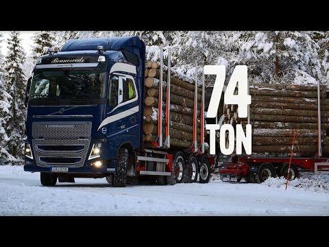 High Capacity Transports (HCT) - Bennesveds Åkeri AB