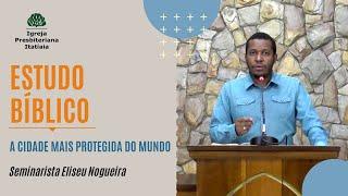 Estudo Bíblico (25/06/2020) - Igreja Presbiteriana Itatiaia
