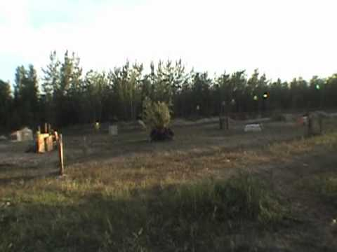 paintball training camp round 12 hay river reserve nt