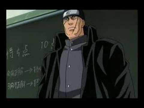 Naruto the abridged series 12- the Chunnin Exams