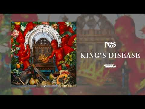 "Nas ""King's Disease"" (Official Audio)"