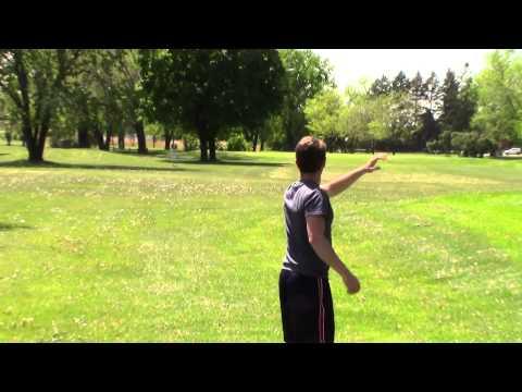 Disc Golf - Fort Snelling 5-22-2015