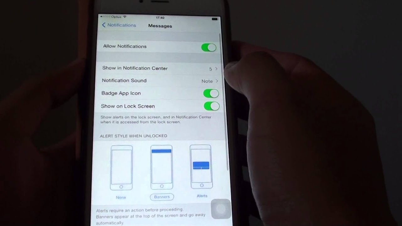 iphone text no sound iphone 6 plus how to turn on text messages 15480