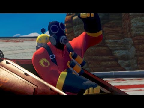 When TF2 was added to Sonic & All-Stars Racing Transformed |
