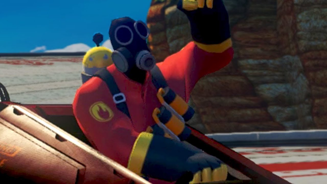 when tf2 was added to sonic all racing transformed