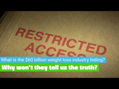 Confidential diet industry secrets