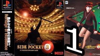 SIDE POCKET 3: Resident Evil Pool Game - Part1