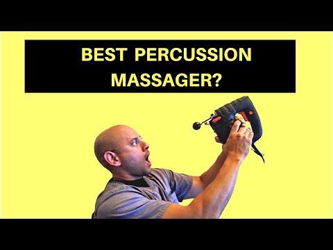 💥Jigsaw Massager (Best Percussive Massager?)💥