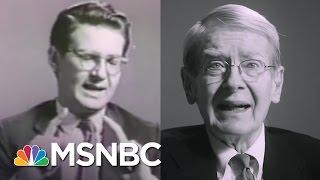 Hillary Clinton Ad Taps Into GOP Fears Of Donald Trump | Morning Joe | MSNBC
