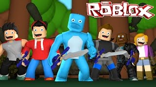 ROBLOX - THE LITTLE CLUB FIGHT TO THE DEATH