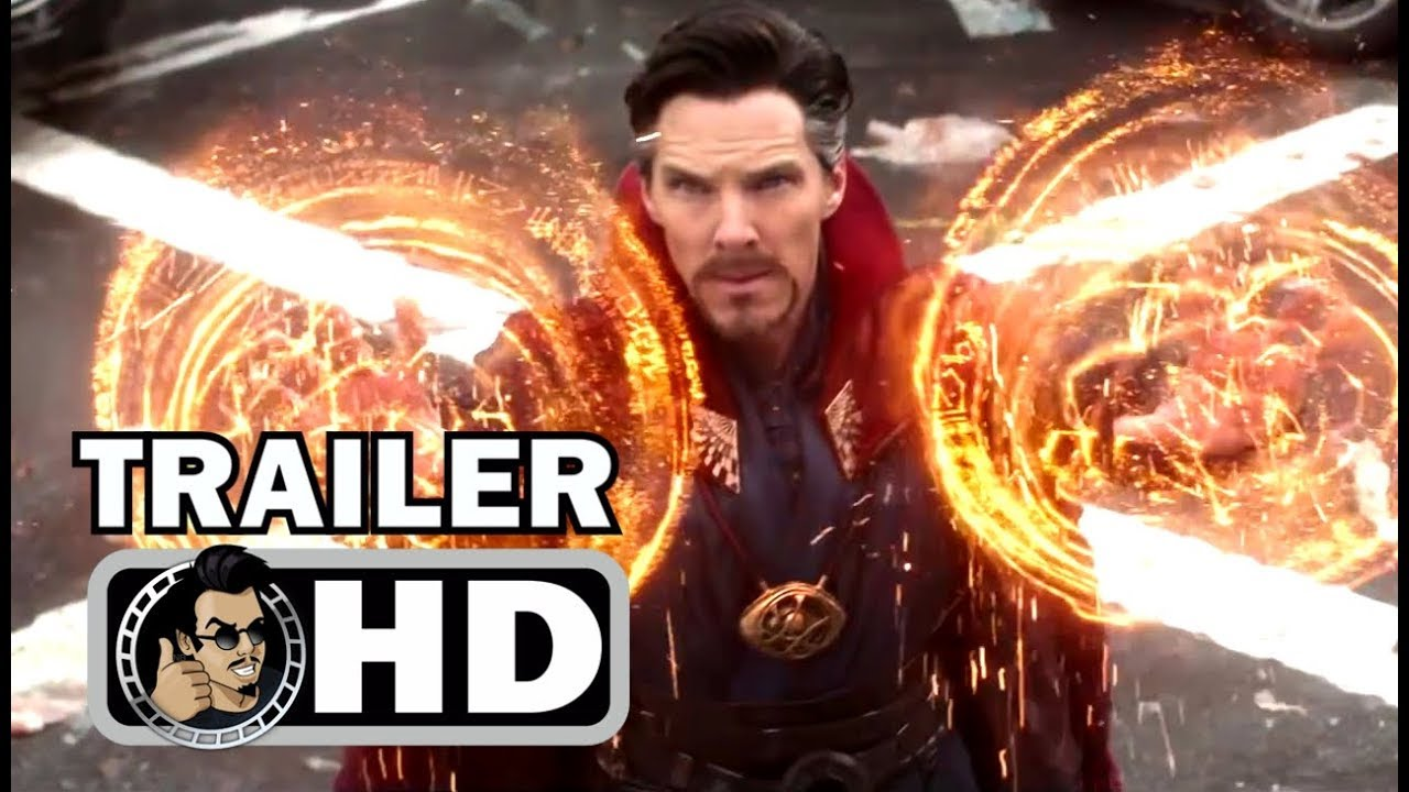 avengers: infinity war official international trailer #1 (2018
