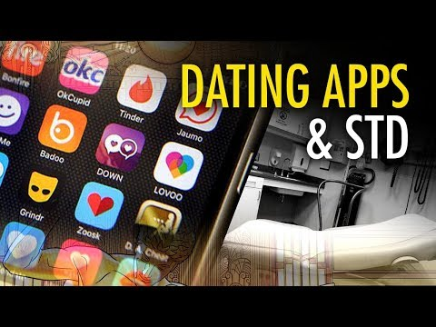 Martina Markota: Dating Apps Blamed For Rise In STDs