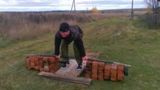 Хазанкович Евгений становая тяга 220 кг на 5 раз