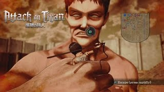 Attack on Titan - Decisive Battle System Gameplay Trailer