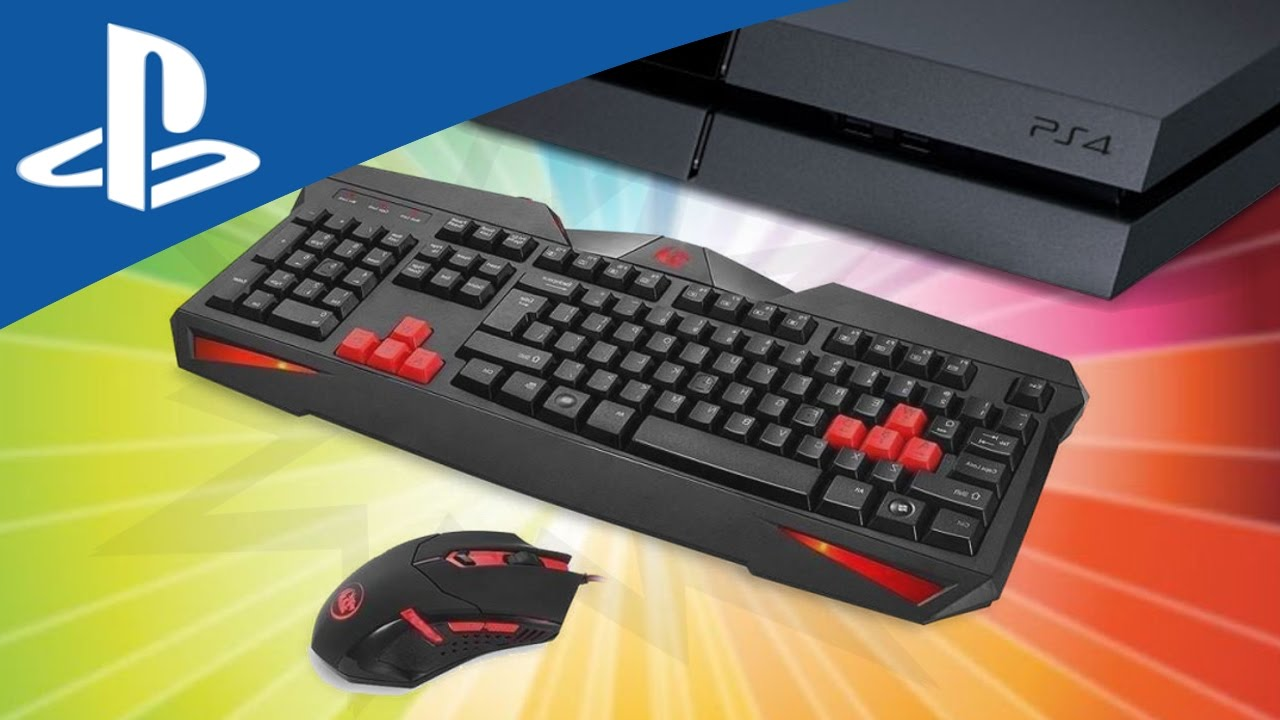 Best PS4 Games with Mouse and Keyboard Support in 2020 ...