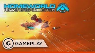Skirmish Gameplay - Homeworld Remastered Collection