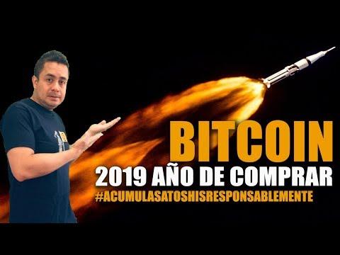 2019 AÑO Para COMPRAR BITCOIN/ Valor Real Y UTXO +1 Año