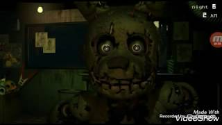 Download lagu Five nights at Freddy s 3 Mod Apk Download MP3
