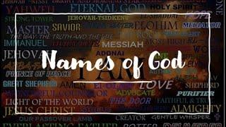 Names of God Part 4