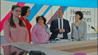 Egalité femmes / hommes, comment y parvenir ? - Dimanche en politique Normandie 11 mars 2018