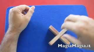 Soluzione Del Rompicapo A Croce The Cross (plain ) Solution
