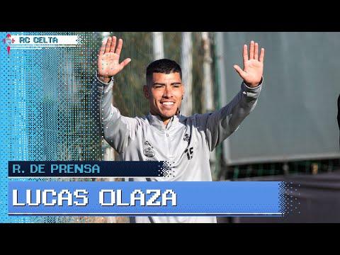 """Lucas Olaza: """"Tenemos que confiar en nosotros mismos"""""""