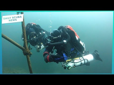Are Rebreathers Becoming Cheaper? | Daily Scuba News (w/ Shaun)