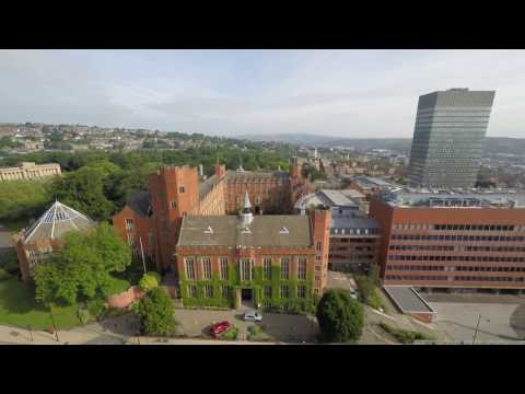 University of Sheffield Aerial Video