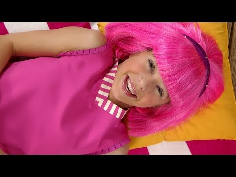 LAZY TOWN | Roboticus Never Say Never | Best Moments of LazyTown | Songs for Kids