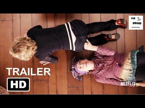 GRACE AND FRANKIE: SEASON 3 Trailer (2017) | Jane Fonda, Lily Tomlin, Sam Waterston
