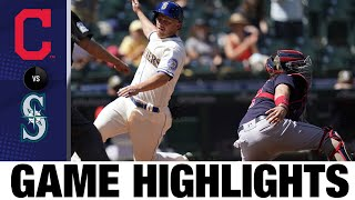 Indians vs. Mariners Game Highlights (5/16/21)   MLB Highlights