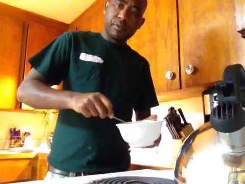 How to cook ethiopia egg