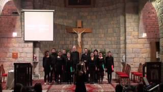 Carol of the Bells + Jingle Bells, Kaslik Student Choir