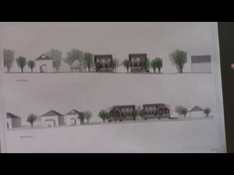 Ward 1 Community Meeting  - 27 Mill Street Proposal of 9 Townhouse Units  - part 1 of 2