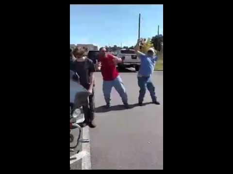 Redneck bikers whip nae nae