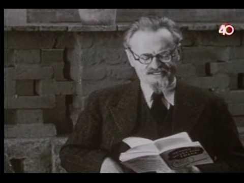 Trotsky se dirige al pueblo mexicano y al presidente Cárdenas