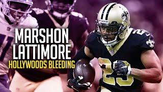 Marshon Lattimore ft. Post Malone - Hollywoods Bleeding