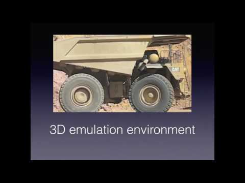 Website 3D Mining Software Specification