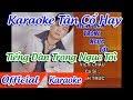 Tiếng Đàn Trong Ngục Tối Karaoke Tân Cổ | Linh Trúc karaoke