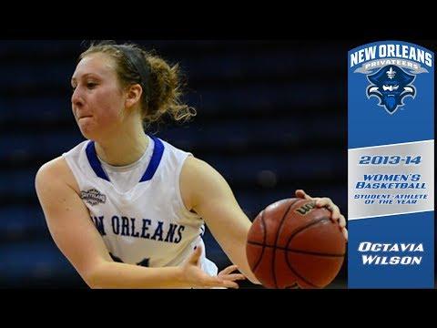 2014 Women's Basketball Student-Athlete of the Yea...