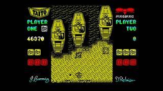 Flying Shark (1987) Kempston Mouse version Walkthrough + Review