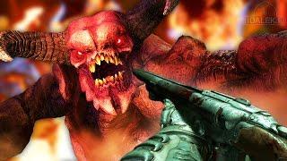 CUSTOM DEMON ALIEN ZOMBIES & MORE! - (Doom SNAPMAP GAMEPLAY)