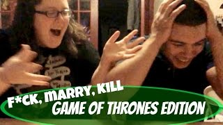 F**K MARRY KILL | GAME OF THRONES EDITION Thumbnail