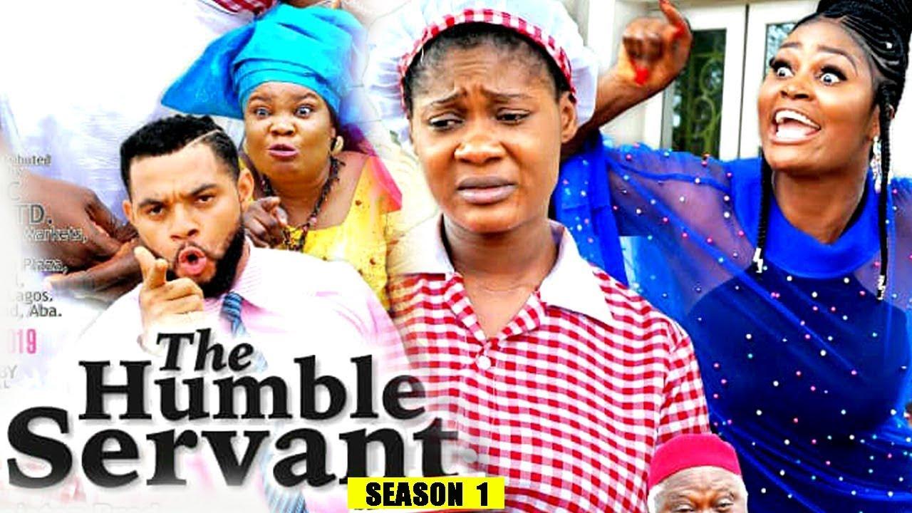 Download THE HUMBLE SERVANT SEASON 1 - Mercy Johnson 2018 Latest Nigerian Nollywood Movie Full HD