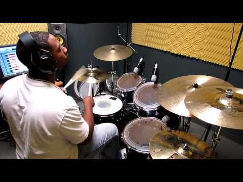 KB - Chris Brown - Wall to Wall (Drum Cover)