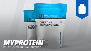 Creatine Monohydrate Supplement - Product Benefits & Overview - How To Use - Myprotein