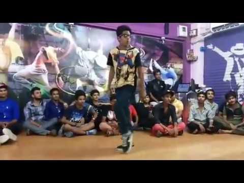 dance Akshay pal liquid popping king freestyle video
