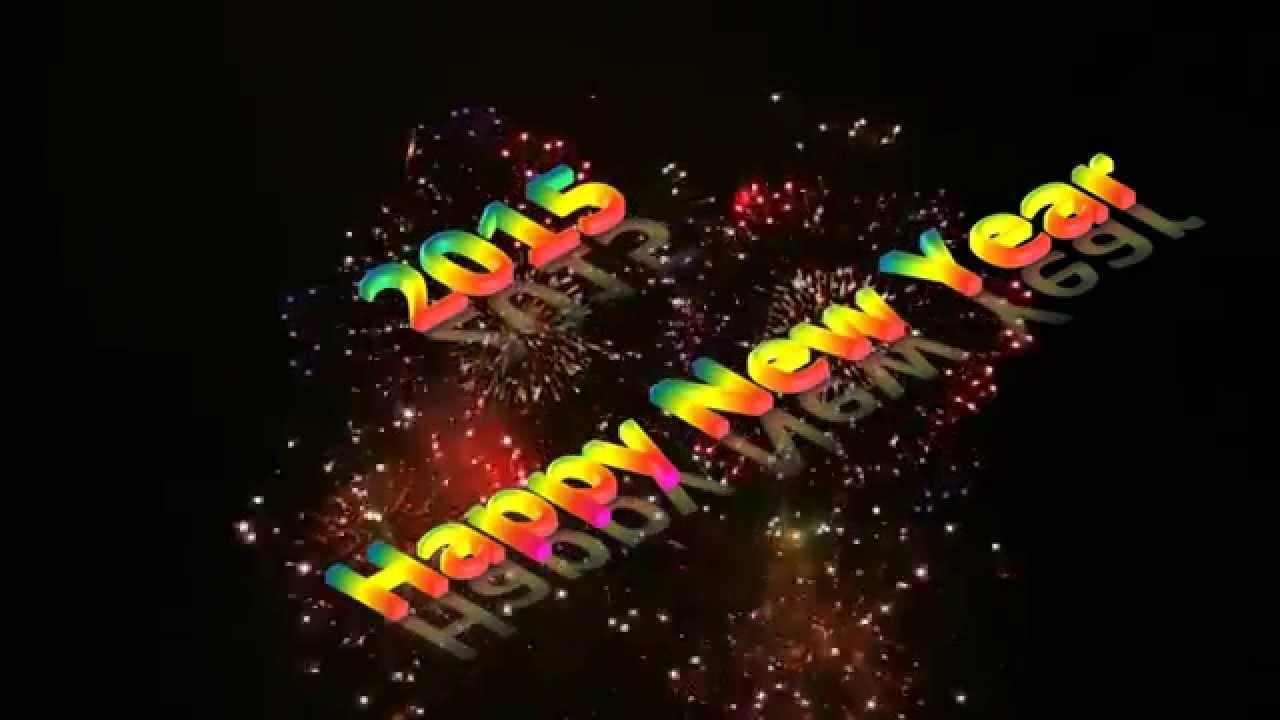 2015 New Year Wishes Whatsapp Greeting Video Youtube